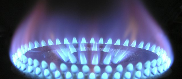 gas caldaia