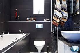 Stili di arredamento le piastrelle per il bagno