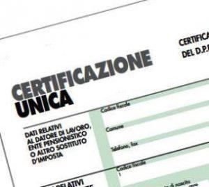 Scadenza invio telematico certificazione unica 2017 - Certificazione lavoro autonomo provvigioni e redditi diversi causale a ...