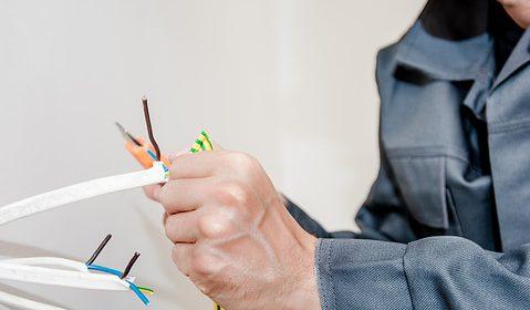 elettricista riparazione