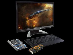 monitor per giochi